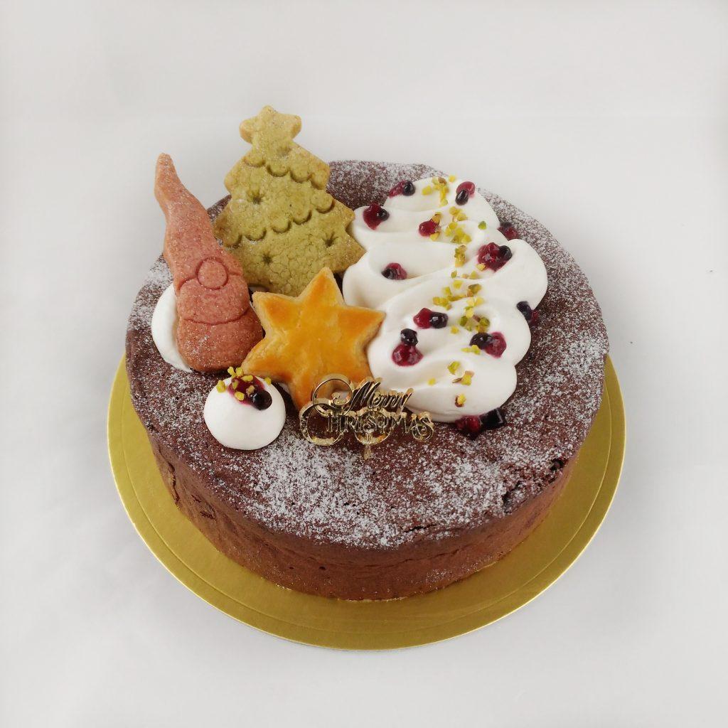 クリスマスケーキ3